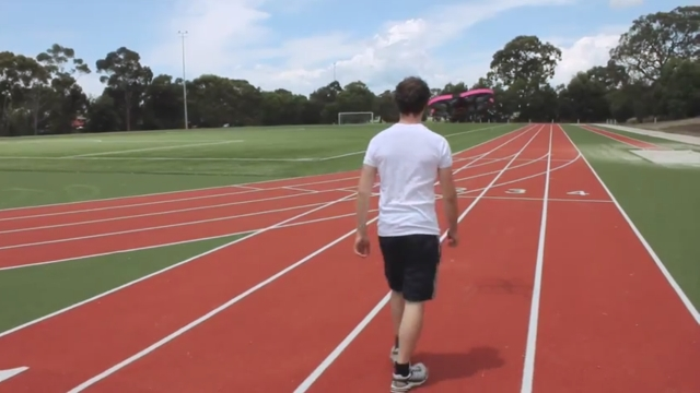 Joggobot - квадрокоптер для фитнеса (видео)