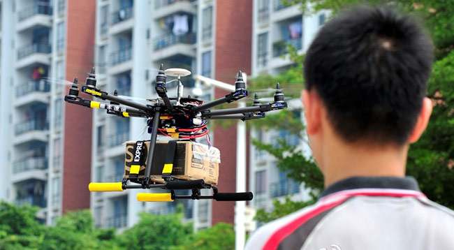 sf-express-drone